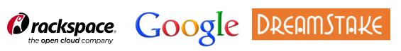 Rackspace, Google, Dreamstake