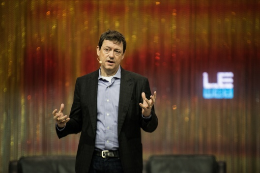 Fred Wilson LeWeb Paris 2013