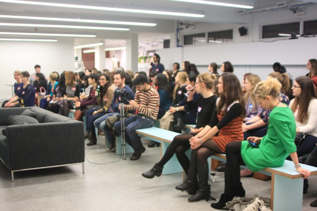 Girls in tech event January 2014