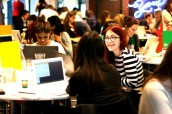 100 women learn to code