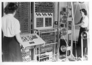 Bletchley park London
