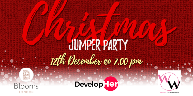 Developher Christmas Jumper Party