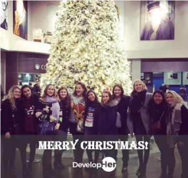 DevelopHer Xmas